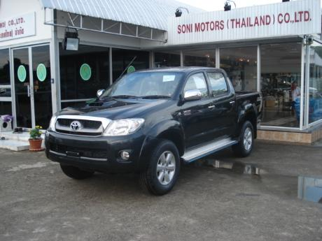toyota hilux vigo 2009 is in Jim showroom