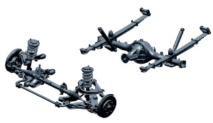 mitsubishi triton suspension is double wishbone. Get your wishes at Jim Autos Thailand and Dubai