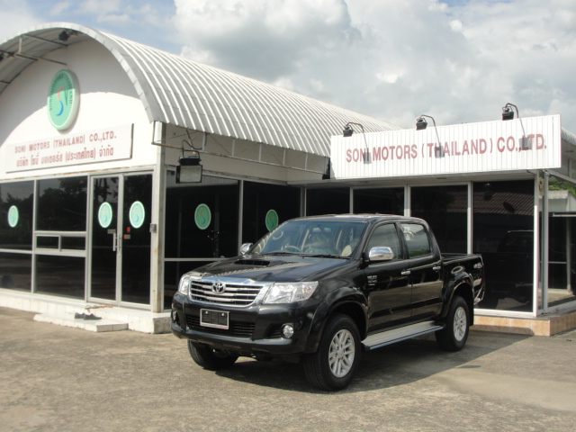 Toyota Vigo Hilux Champ 2012 2011 2013 Vigo available at Thailand and UK top dealer
